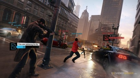 Watch Dogs PS4  - foto principal 5