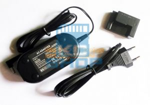 Fonte / Adaptador AC Compativel com ACK-DC50 p/ Canon PowerShot SX30 IS G10 G11 G12