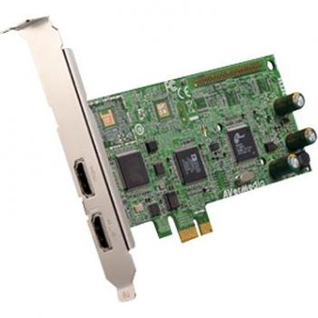 Placa de Captura AVERMEDIA de Avertv Hd Dvr PCI-e INTERNA