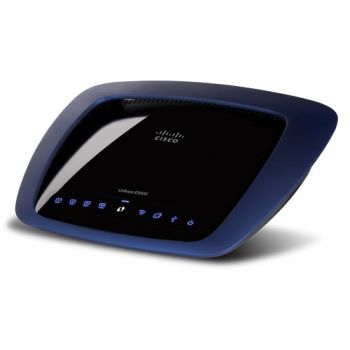 Roteador Linksys WRT400N 2.4 E 5 Ghz 4 Antenas SUPER POTENTE!