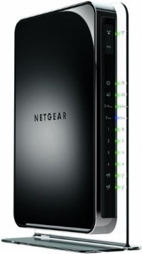 Roteador NETGEAR N900 WiFi Dual Band Gigabit Router - WNDR4500-100NAS THE ULTIMATE!