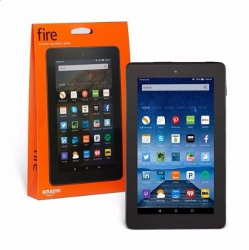 Tablet Amazon  KINDLE FIRE COLORIDO! Quad-Core, 8 GB, Full Collor, 5a GERAÇÃO!