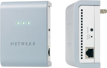 Netgear Kit Powerline Hd Ethernet - 2 Un Xav101-100nas