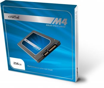 Solid State Drive - SSD Crucial 256 GB m4 2.5-Inch SATA 6Gb/s ( CT256M4SSD2 )