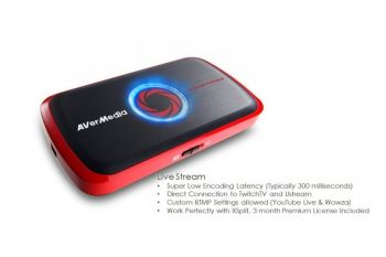 Avermedia - C875 Live Gamer Portable Hd Game Capture