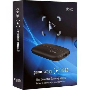 Placa De Captura Elgato Hd 60 - 60fps! Para Mac Ou Pc