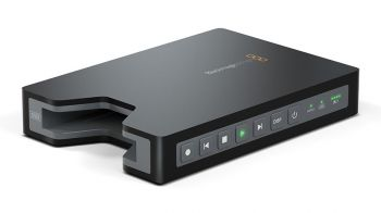 Gravador de Vídeo Blackmagic Design HyperDeck Shuttle HD-SDI