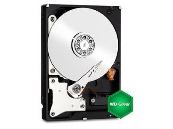 HD Western Digital Green 5 TB, SATA 3,  64MB Cache - WD50EZRX