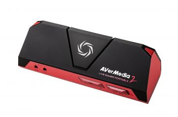 Avermedia - NOVO MODELO - Live Gamer Portable 2 Hd 1080p60 - MAC e PC