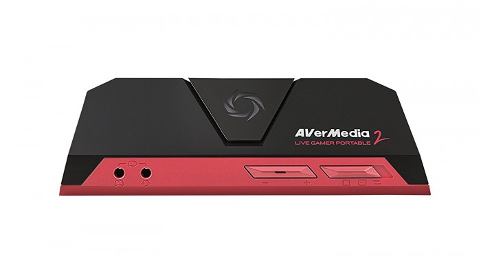 Avermedia - NOVO MODELO - Live Gamer Portable 2 Hd 1080p60 - MAC e PC  - foto principal 1