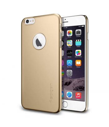 Capa iPhone 6Plus / 7Plus SPIGEN SGP10889 - CHAMPAGNE GOLD
