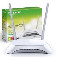 Roteador Wireless 300mbps 3g 4g Tp-link Tl-MR 3420 Wifi