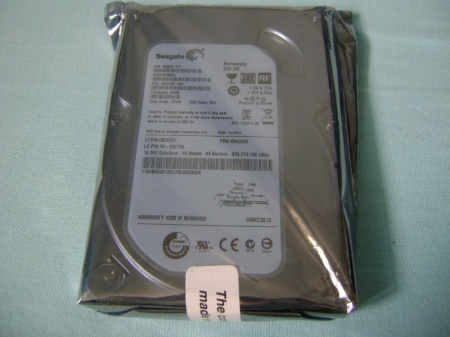HD 500GB SATA III 7200 RPM Seagate - Interno PC Desktop  - foto principal 2