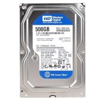 HD Western Digital Caviar Blue 500GB 7.200RPM 16MB SATA III
