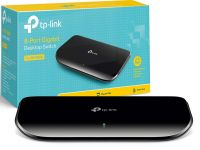 Switch  8 Portas Gigabit  10/100/1000mb/s Tp-link TL-SG1008d