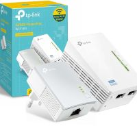 Powerline Extender 300Mbps WiFi AV600 TL-WPA 4220 KIT