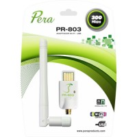 Adaptador Pera Wireless Usb Wi-fi 300mbps