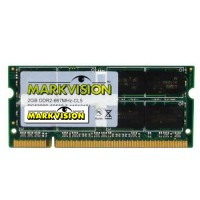 Memoria Markvision 2Gb Ddr2 667Mhz -Notebook