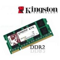 Memória Kingston 512mb Ddr2 667 -Notebook