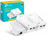 Powerline Extender 300Mbps WiFi AV600 TL-WPA 4220 TRIO