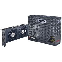 Placa de Video XFX R7 370 4GB DDR5 Double Dissipation 256Bits 995MHZ