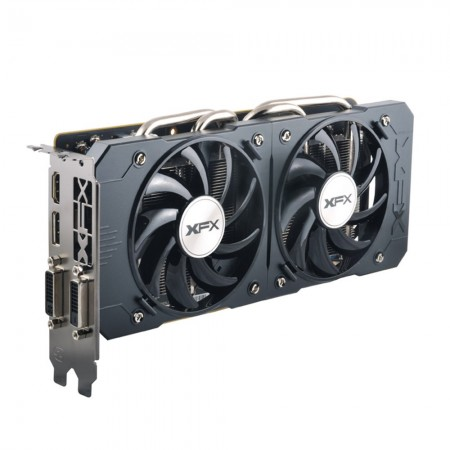 Placa de Video VGA XFX R9 380 4GB DDR5 Double Dissipation 256B 990MHZ  - foto principal 3