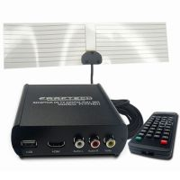 Receptor De Tv Digital Full Hd Com Saída Hdmi Faaftech FT-TV-HD