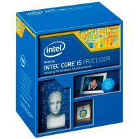 Processador Intel Core i5-4690 Haswell, Cache 6 MB, 3.5GHz (3.9GHz Max Turbo), LGA 1150, Intel HD Graphics 4600