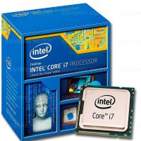 Processador Intel Core i7-4790K  Haswell, Cache 8MB, 4.4GHz (4.4Ghz Max Turbo), LGA 1150, Intel HD Graphics 4600
