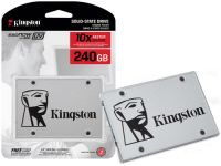 SSD Kingston 2.5´ 240GB UV400 SATA III SUV400S37/240G