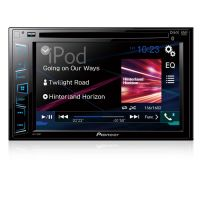 DVD Player Automotivo Pioneer AVH-288BT, com Tela de 6,2'', Bluetooth, Entradas USB e Auxiliar