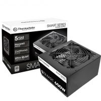 Fonte Atx Thermaltake 600w Smart Series 80 Plus Pfc Ativo