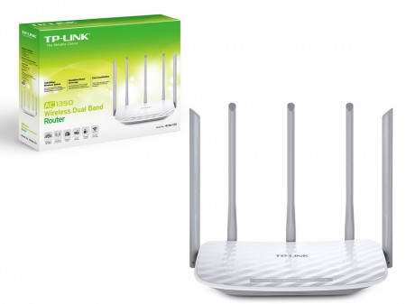 Roteador Wireless Dual Band AC1350 Archer C60  - foto principal 1