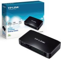 Switch de Mesa de 24 Portas 10/100Mbps TL-SF1024M