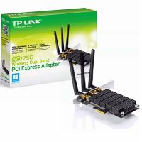 Adaptador Pci Express Dual Band Archer T8e Ac1750 Tp-link