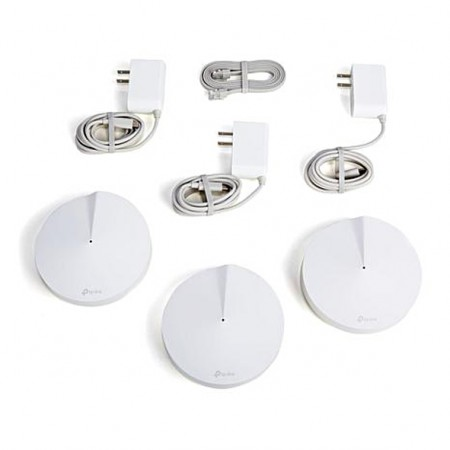 Tp Link Deco M5 Whole-home Wi-fi Ac1300 Dual Band 3-pack  - foto principal 4