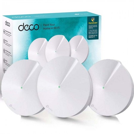 Tp Link Deco M5 Whole-home Wi-fi Ac1300 Dual Band 3-pack  - foto principal 1
