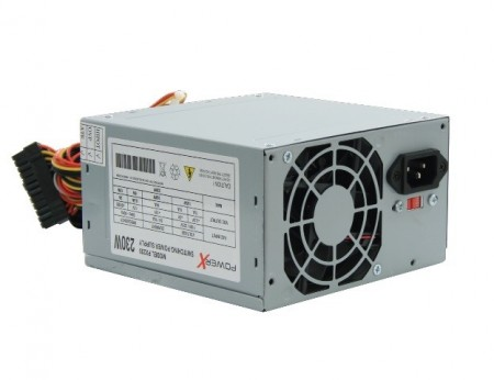 Fonte Atx Powerx Px230 230w Power Supply  - foto principal 1