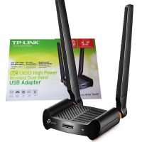 Tp-link Archer T4uhp Ac1300 Dual Band Wifi Usb Adapter