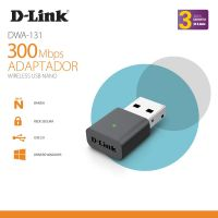 Adaptador D-Link Nano 300 Mbps Wireless 802.11n - DWA-131  - foto 4