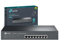 Tp-link Hub Switch 08p Tl-sg1008 10/100/1000 Gigabit