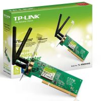 Adaptador Wireless N PCI TP-Link TL-WN851ND 300Mbps 802.11n  - foto 4