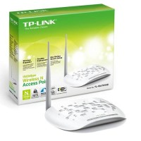 Repetidor Access Point Cliente 150mb Tp-link Tl-wa701nd
