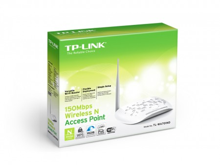 Repetidor Access Point Cliente 150mb Tp-link Tl-wa701nd  - foto principal 5