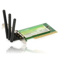 Adaptador Wireless 300Mbps PCI TP-Link TL-WN951N 802.11n