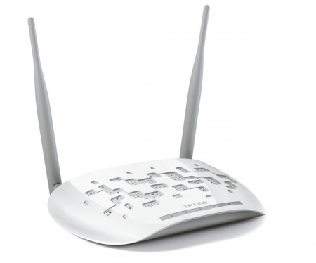 Repetidor Access Point Cliente 300mb Tp-link Tl-wa801nd  - foto principal 3