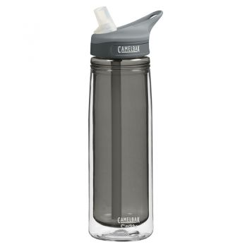 GARRAFA  EDDY INSULATED 600 ML CAMELBAK PRETO