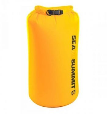SACO ESTANQUE DRY SACK 20LT SEA TO SUMMIT AMARELO
