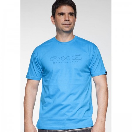 CAMISETA  PITON BIKE EVOLUTION AZUL  - foto principal 3