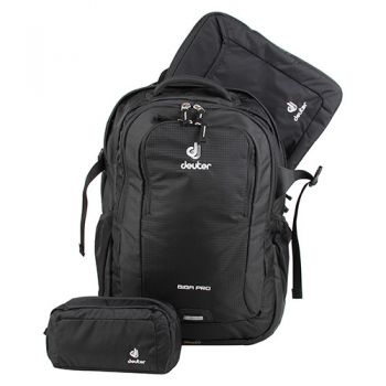 MOCHILA GIGA OFFICE PRO DEUTER PRETO